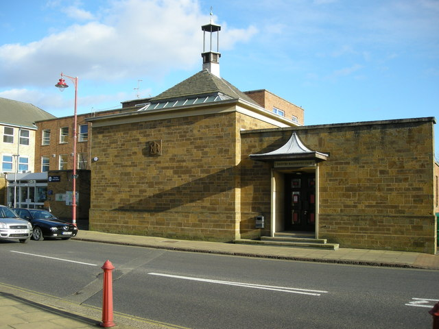 Daventry Magistrates Court