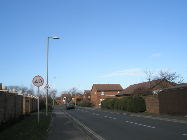Manor Road by The Barley Mow