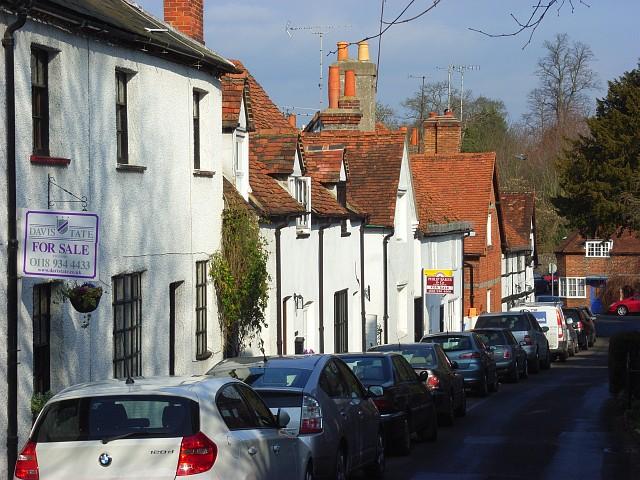 High Street, Sonning