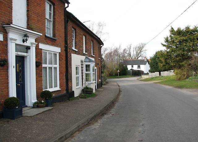 Cottages on Church Street