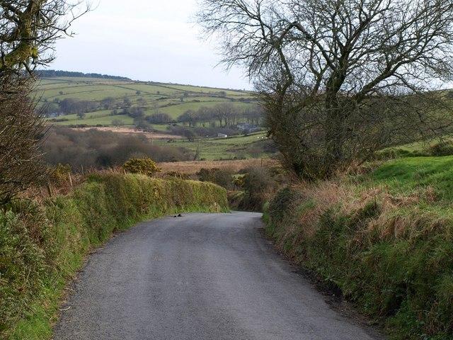 Lane at St Luke's
