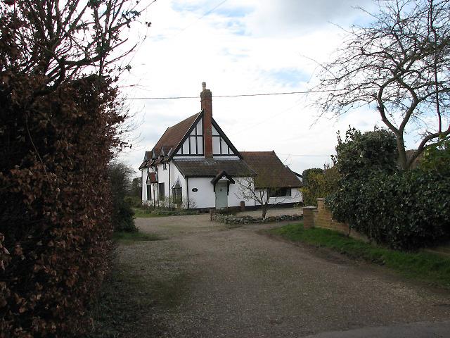 House beside Church Street