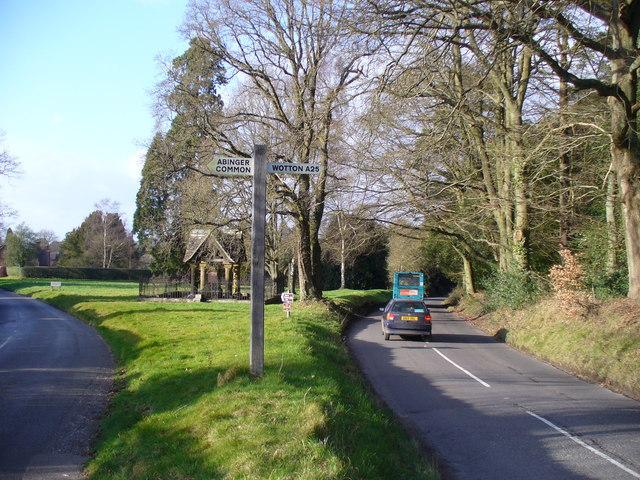Abinger Common Green