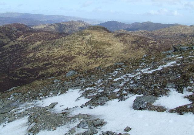 The Northern Spur of Ben Vorlich