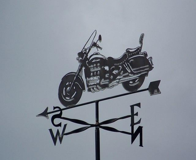 Weather vane, Winterborne Whitechurch