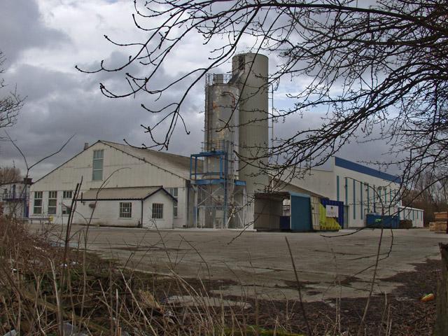Chemical plant, Gibson Lane, Melton