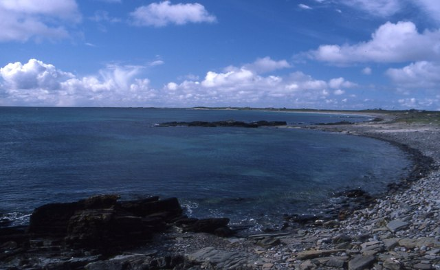 Linklet Bay, North Ronaldsay