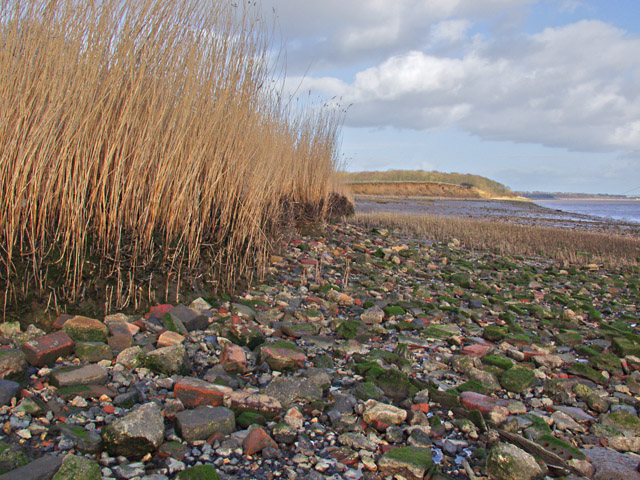 East Clough foreshore