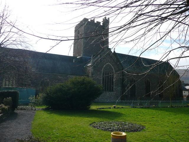 St. Mary's Priory Church, Abergavenny