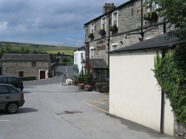 The Crown Inn at Horton in Ribblesdale