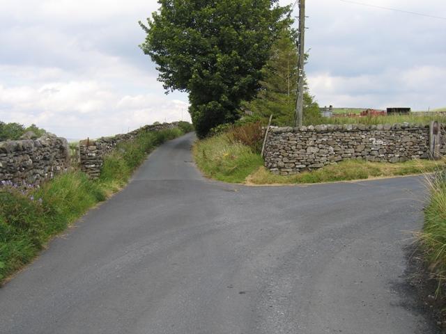 Entrance to Harber Farm