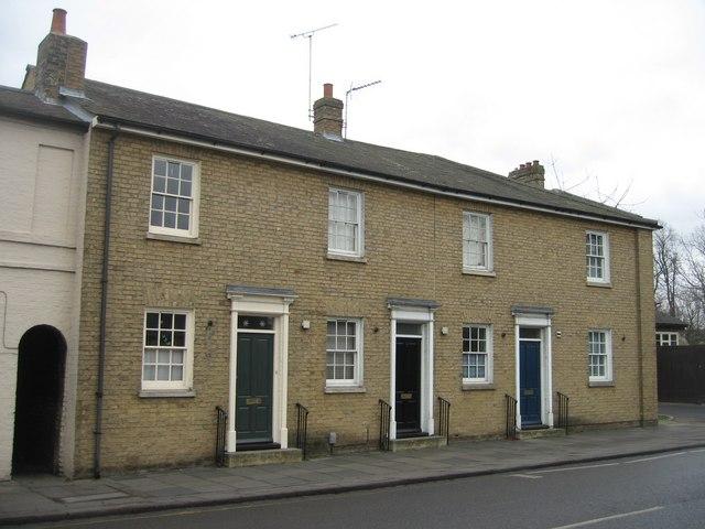 Short Street housing