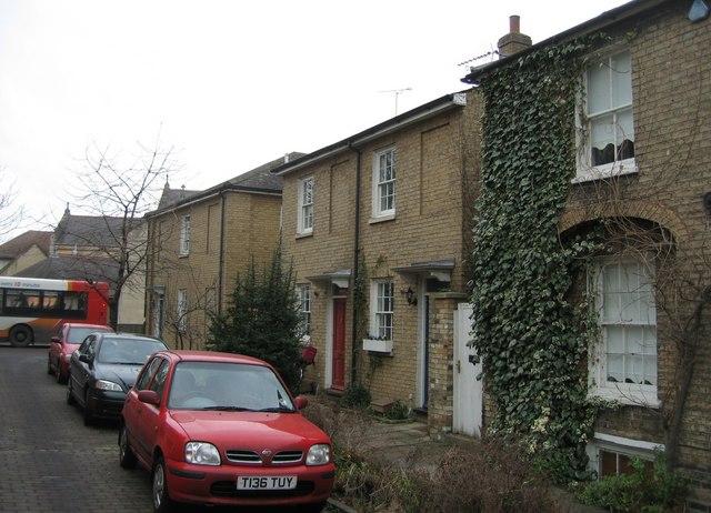 Willow Walk housing