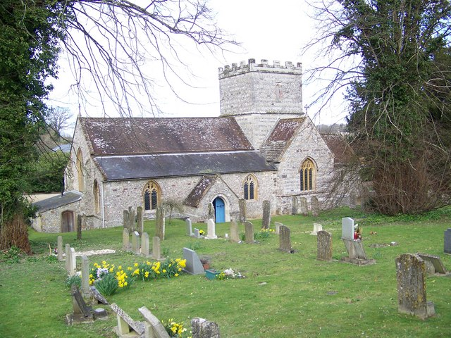 The Parish Church of St Mary, Winterborne Whitechurch