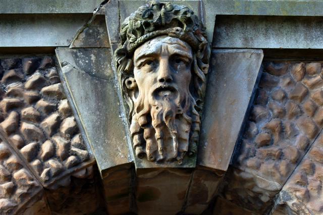 Hamilton Mausoleum detail (3)