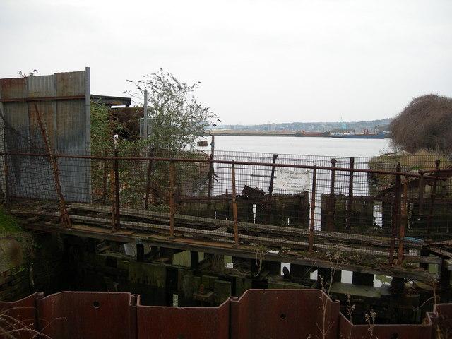 Former Canal Entrance, Strood