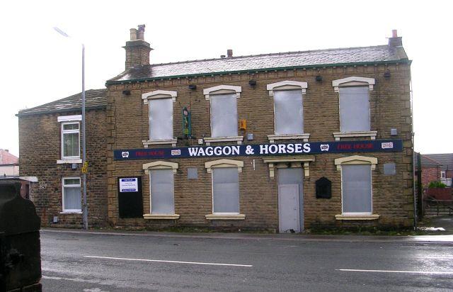 Waggon & Horses -  Wakefield Road