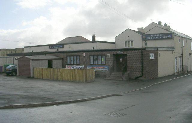White Rose Pool & Snooker Club - Wakefield Road