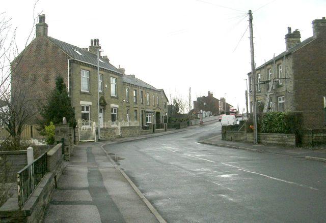 Swithenbank Street - Gawthorpe