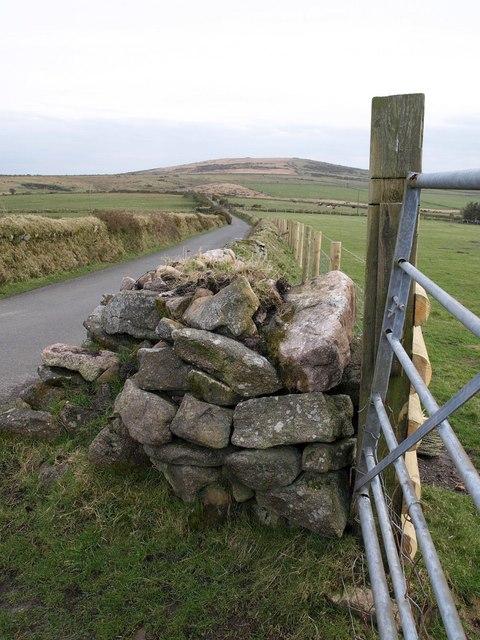 Road on Pinnockshill