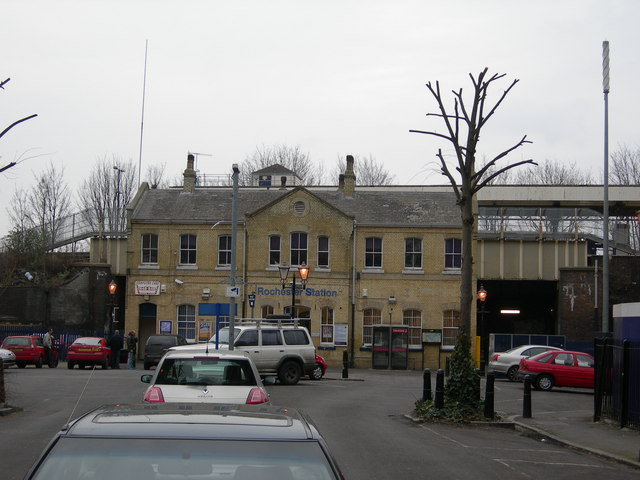 Rochester Railway Station