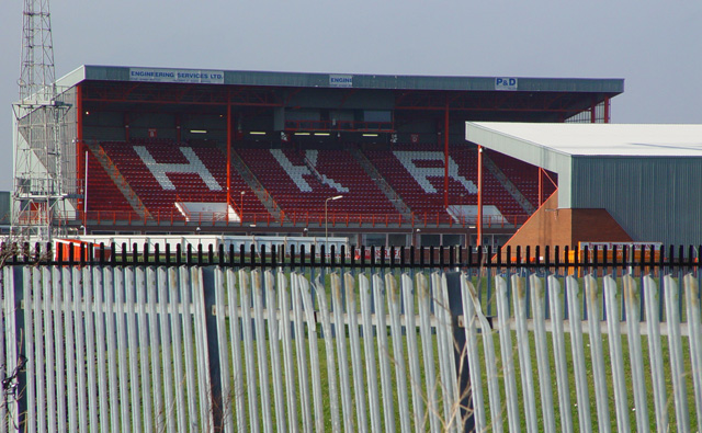 The West Stand, Craven Park, Hull