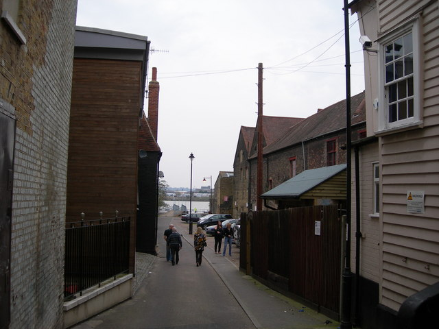 Ship Lane, Rochester