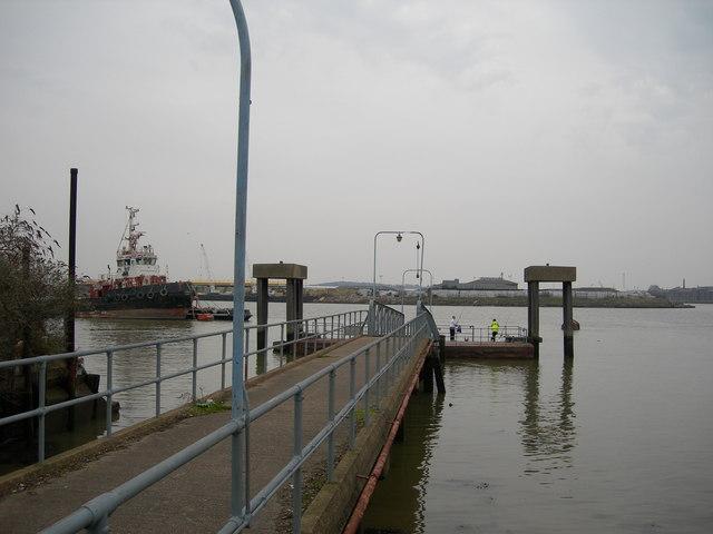 Ship Pier, Rochester