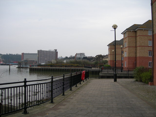 Riverside Path, Rochester
