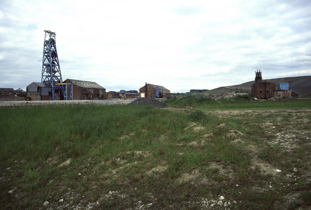Hickleton Colliery