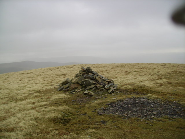 Cairn on Fell Head