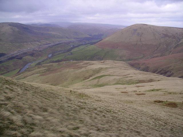 Descending Linghaw