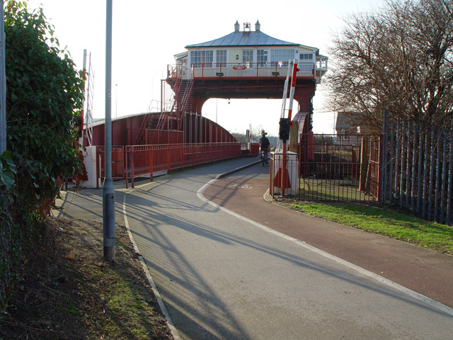 Wilmington Swing Bridge