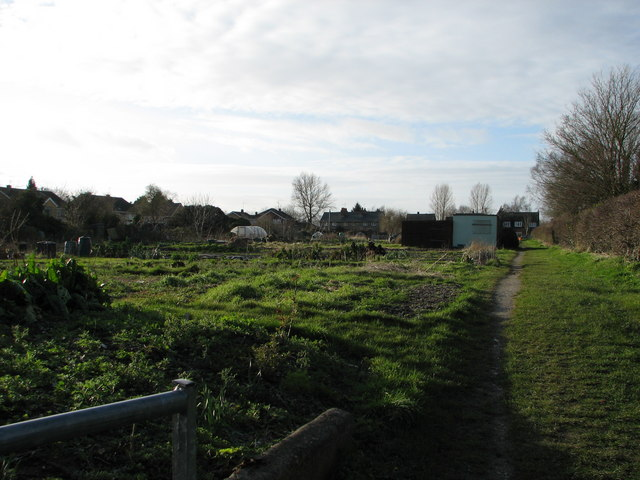 Station Road Allotments