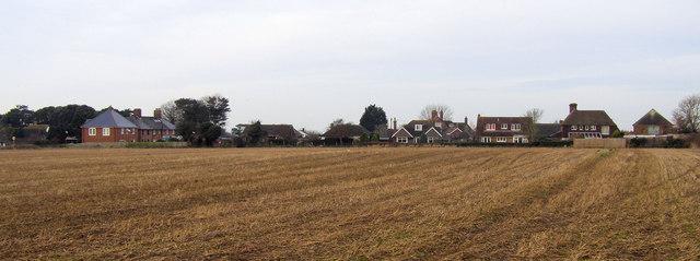 Chyngton Lane North, Seaford