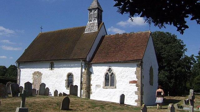 St Boltoph's Church Hardham