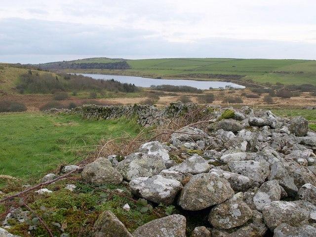 Wall near Lord's Park Farm