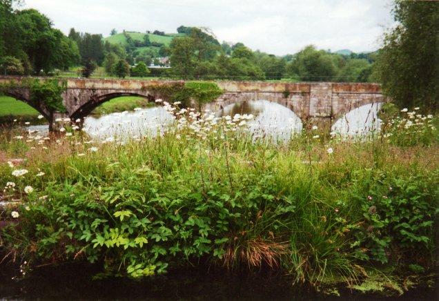 Vyrnwy road bridge