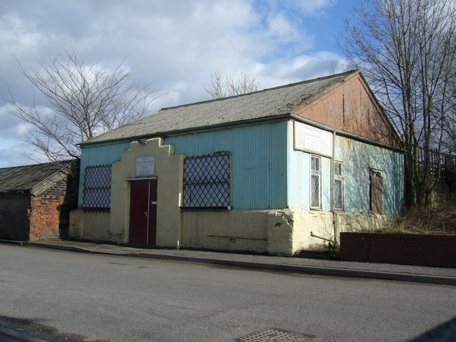 Spiritualist Church