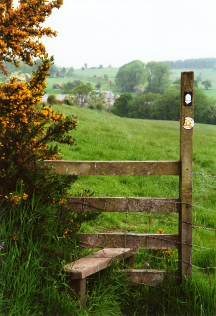 Another hour, another stile