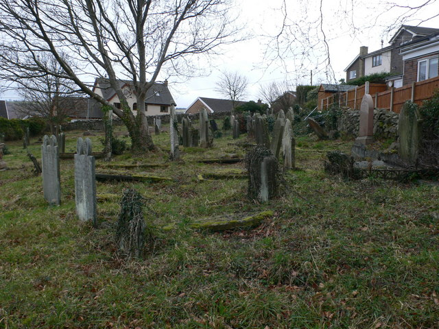 Garth cemetery