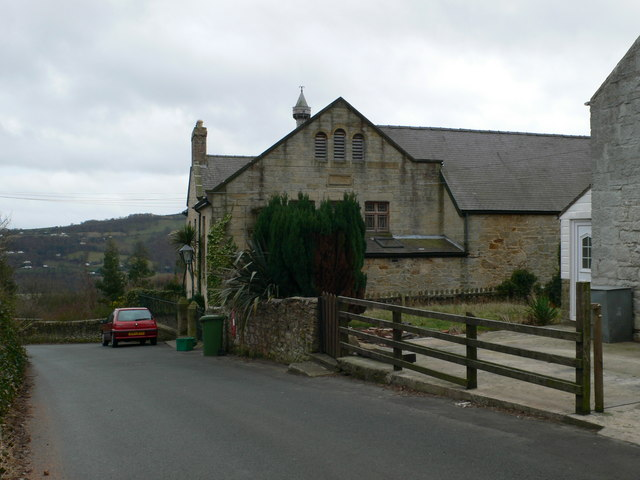 Converted Methodist Chapel in Garth