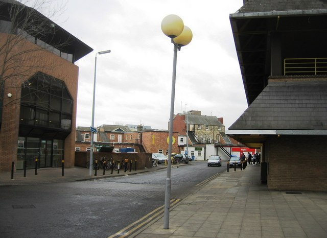 Crispin Place