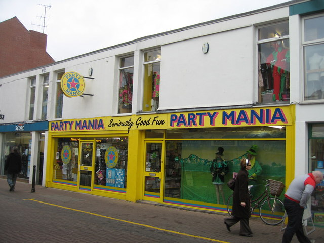 Party Mania - Burleigh Street