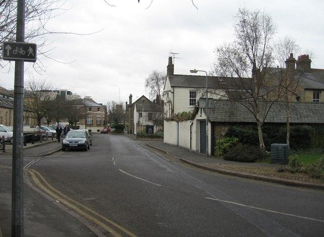 Adam & Eve Street