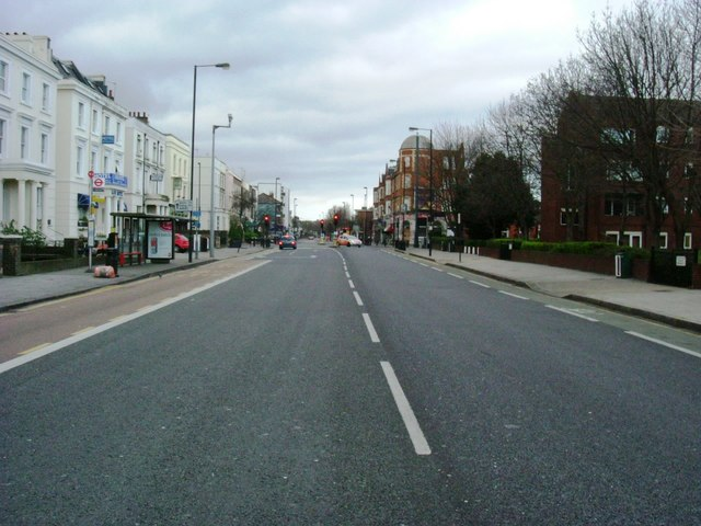 Uxbridge Road (A4020), W12