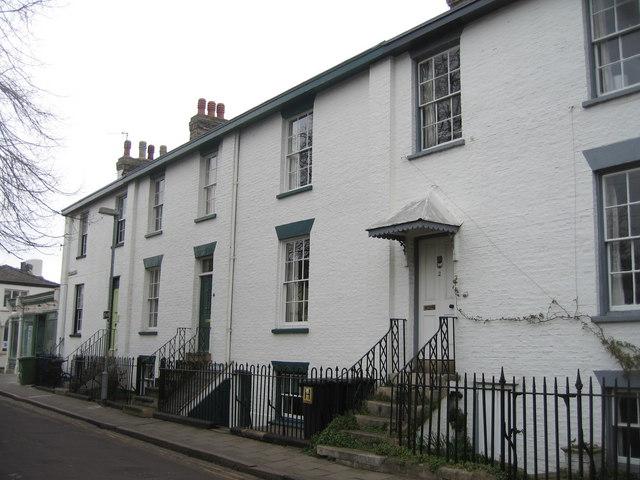 Prospect Row housing