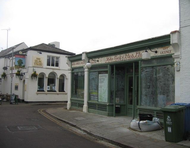 Pub & Ex-corner shop