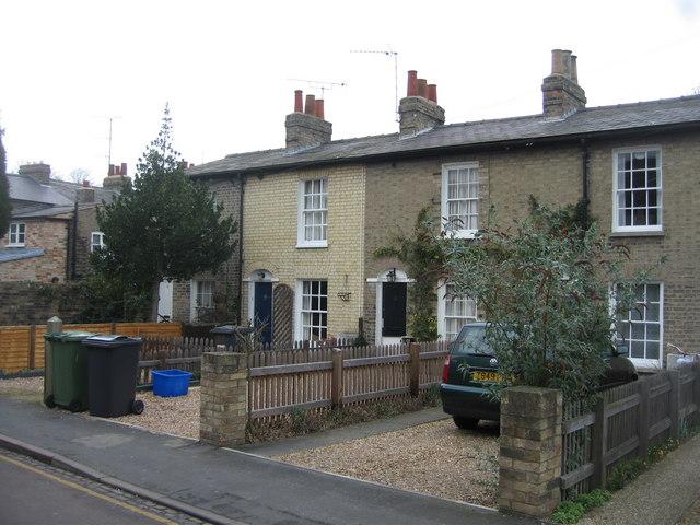 Elm Street housing
