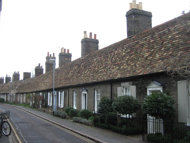 Orchard Street cottages